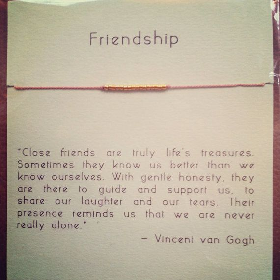 friendship bracelet quotes