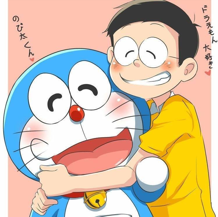Hình ảnh Nobita buồn đẹp nhất - Ảnh đẹp hoạt hình Doremon