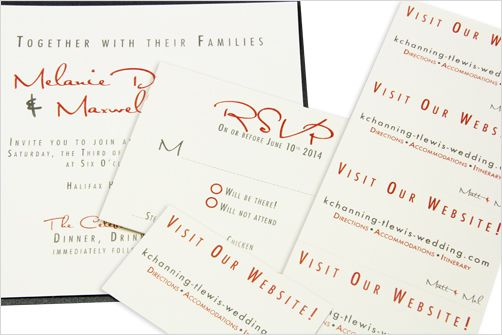 Print Your Own Direction Reception Rsvp Cards