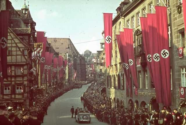 Photo of Nazi Germany in Color