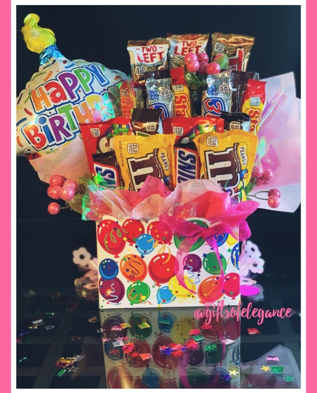 Happy Birthday Mars Variety Chocolate Candy Bars Full Size