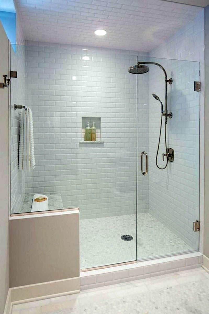 extraordinary bathroom design tile showers ideas | Extraordinary dark tile shower ideas you'll love | Tile ...