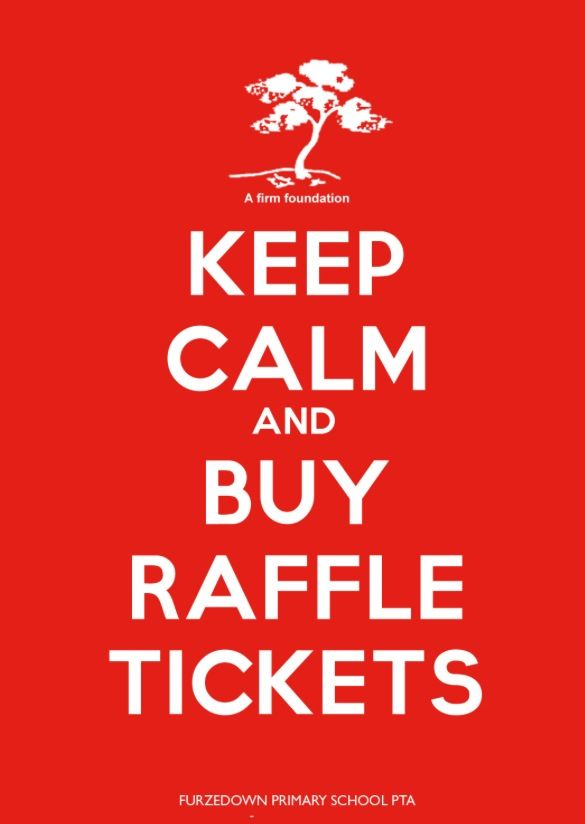 best way to sell raffle tickets