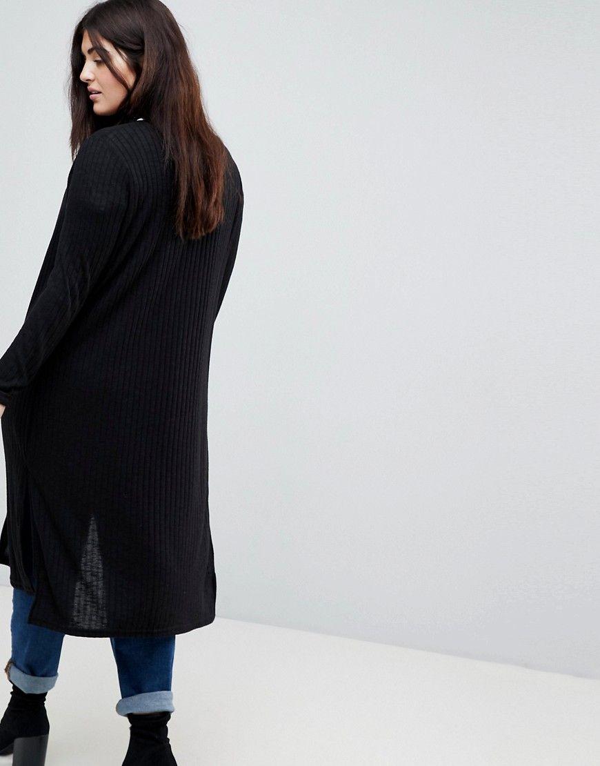 ae7c33f7890b New Look Curve Midi Cardi | Products | Plus size cardigans, Plus ...