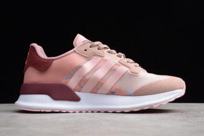 adidas X_PLR Pink/Wine Red-White Womens
