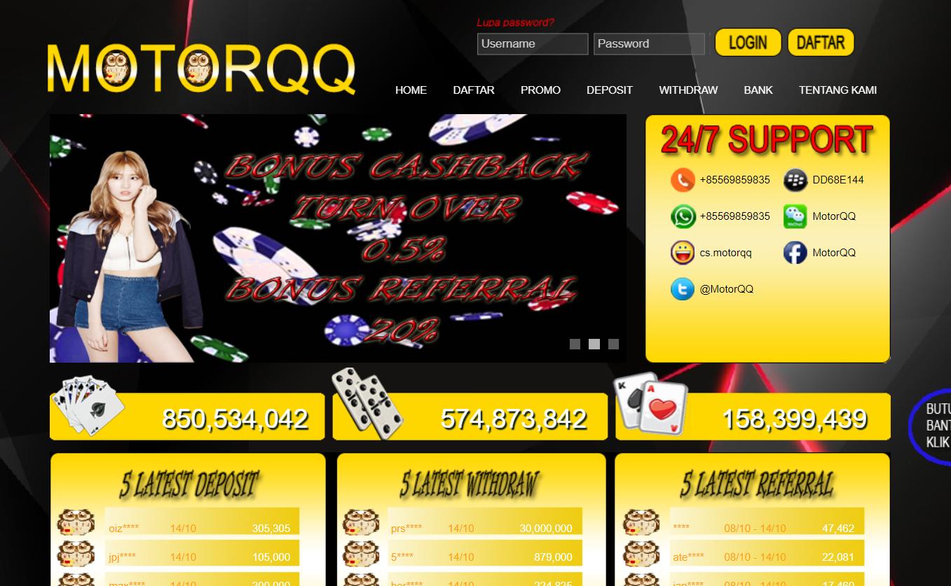 Daftar motorqq - motorqq, motor qq, www.motorqq.com ...