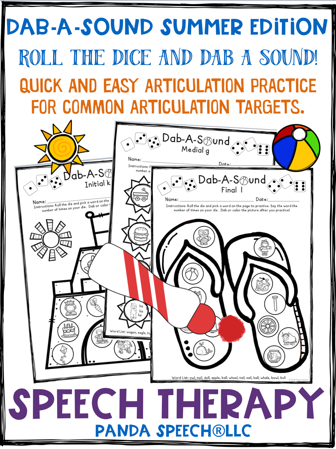 Pin On Articulation Slp Blog Posts Amp Tpt Materials