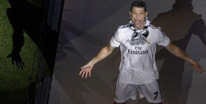 Ronaldo Always Find The Goals
