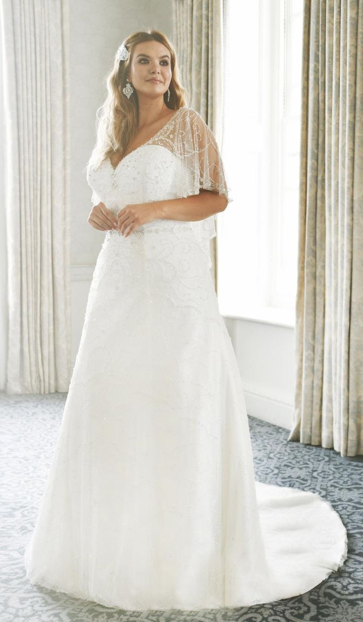 Photo of wedding dresses wedding dresses for curvy brides plus size curvy women full figu…