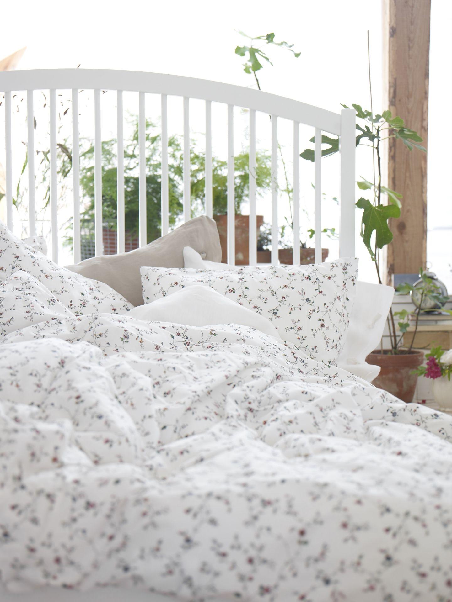 Pin Von Ikea Deutschland Auf Schlafzimmer Französisches Bett