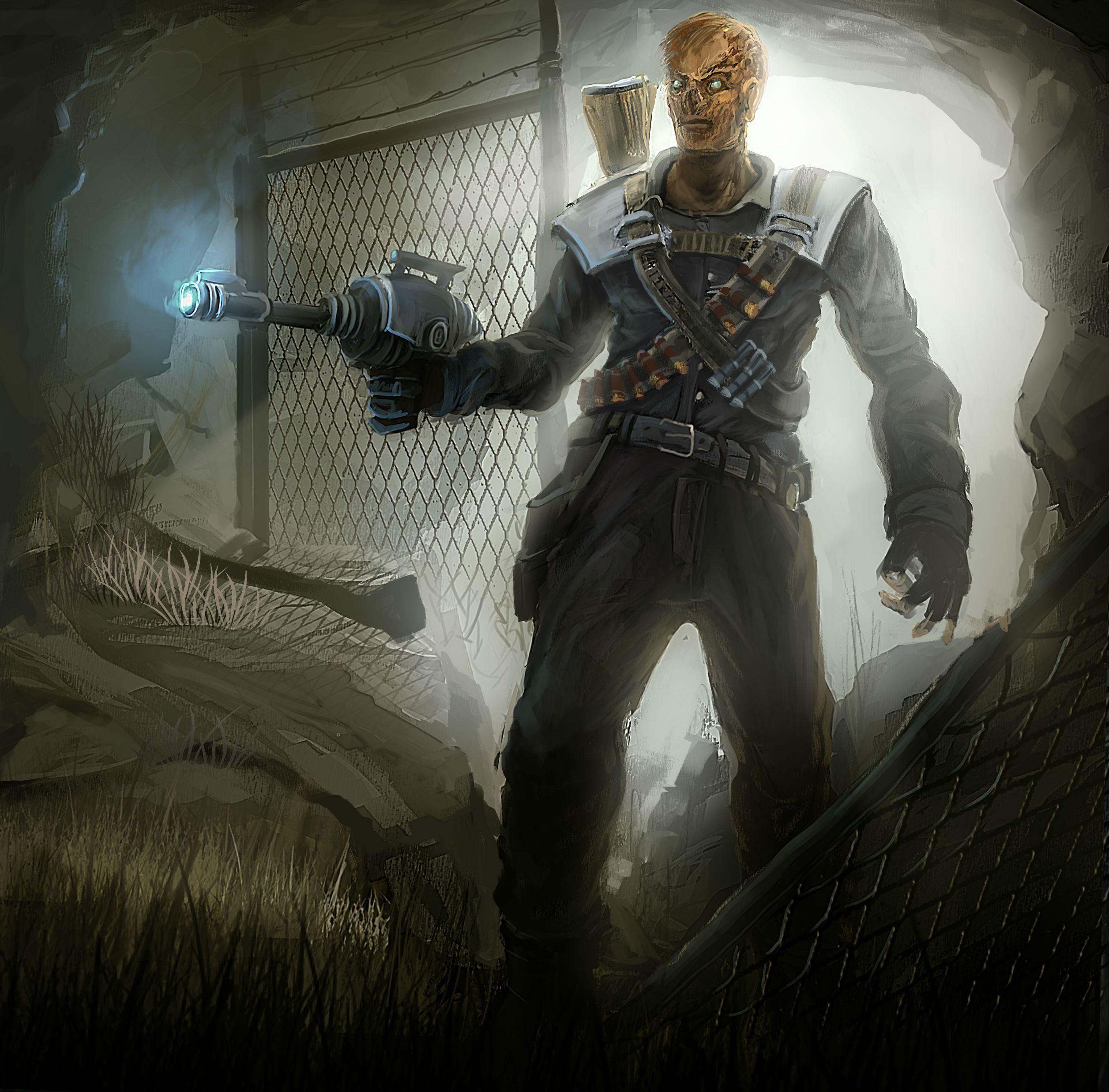 Fallout 3 Charon By Mrliquidose Fallout Cosplay Fallout