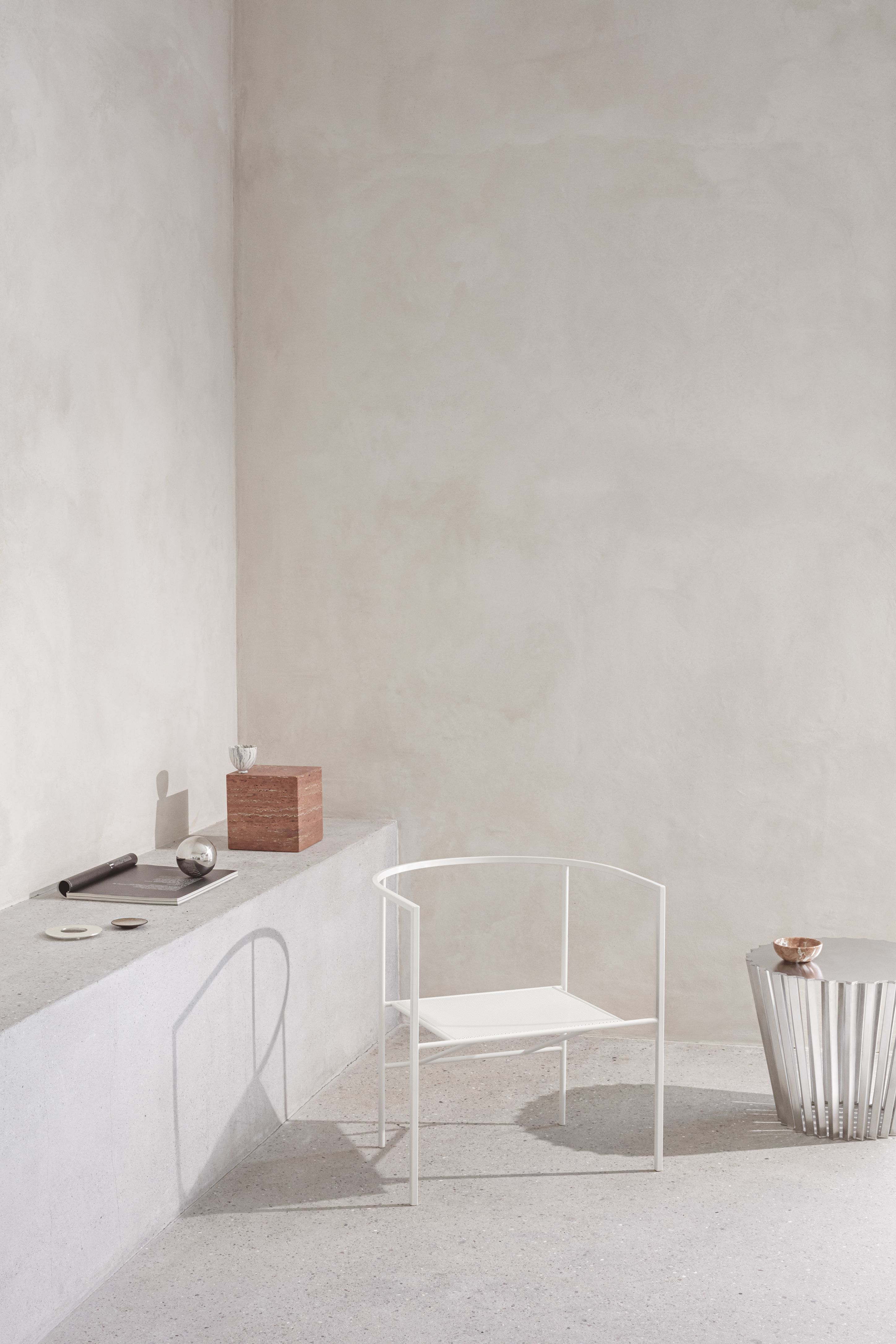 Our New Sebastian Chair In A White Edition Chair Art Piece Furniture Design Table Coffeetable Scandinavian Furniture Design Furniture Design Furniture