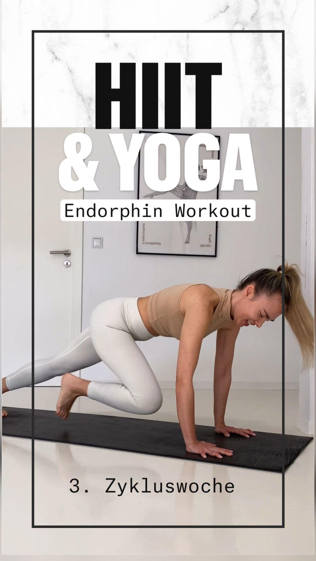Hiit & Yoga Endorphin Workout