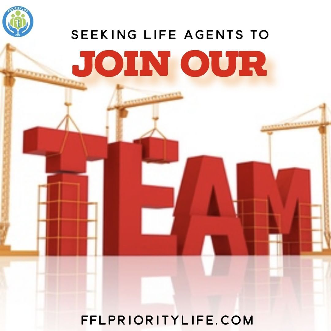 We Are Seeking Life Agents Who Want Success If That S You Give