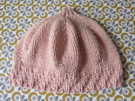 Le bonnet Sugar | Chapeau tricoté, Tricot et crochet, Tuto bonnet tricot