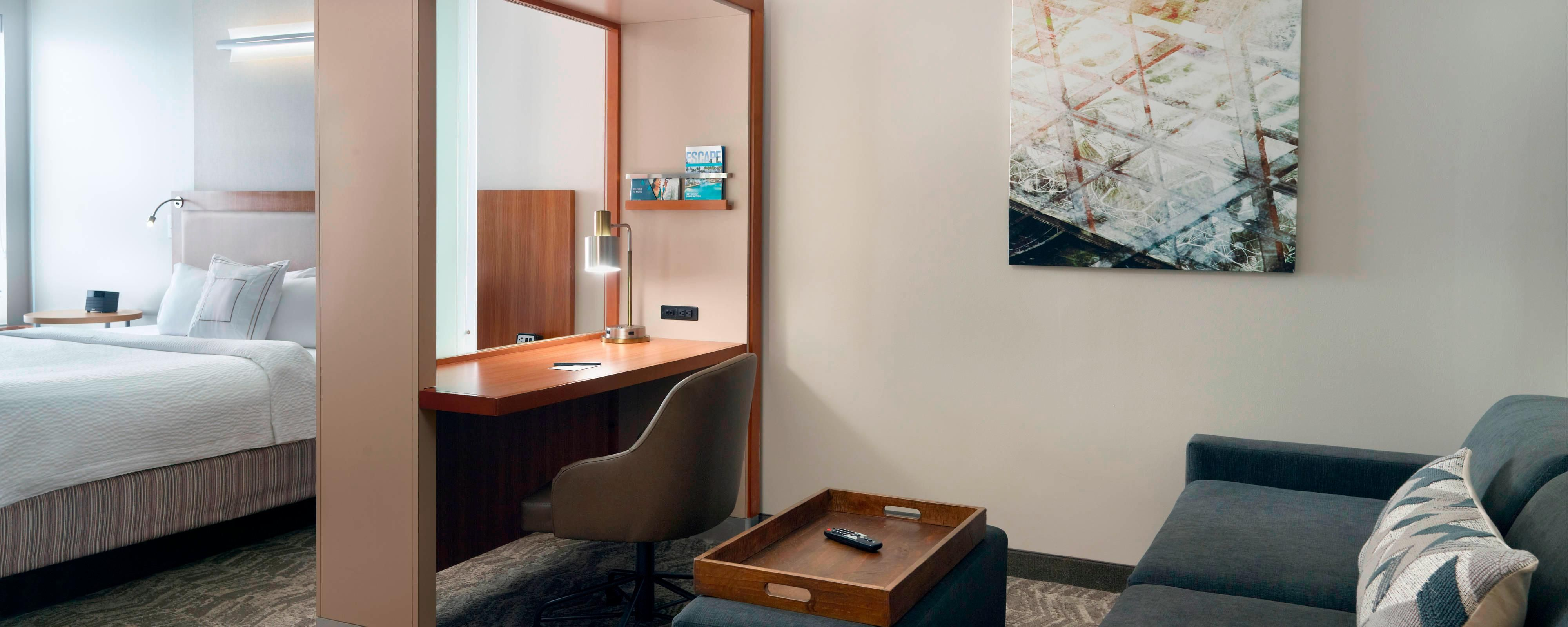 Reserve modern comfort at Springhill Suites Atlanta