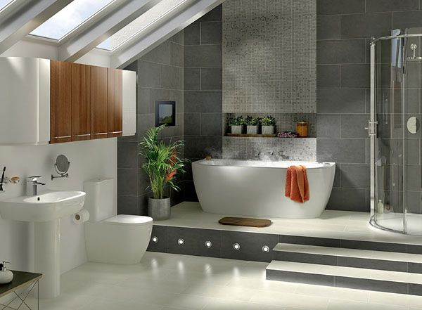 Why homeowners are splashing out on bathrooms | Contemporary ...