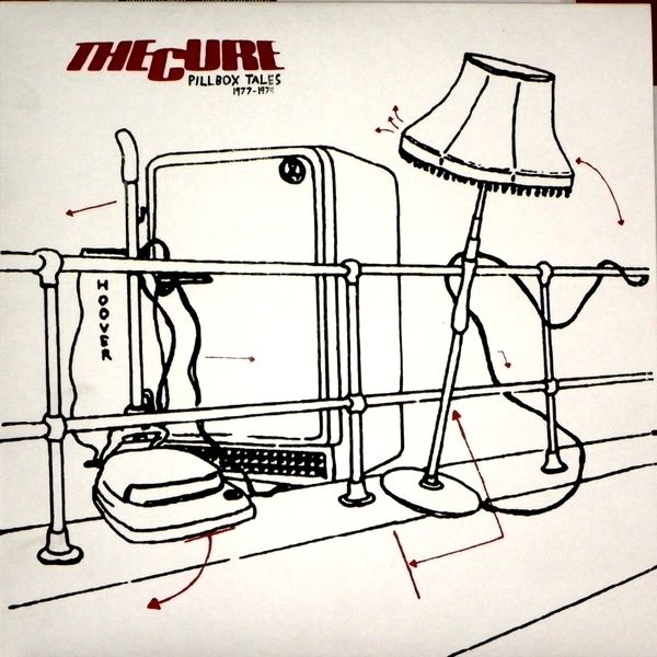 The Cure - Pillbox Tales 1977 - 1979 (Bootleg)