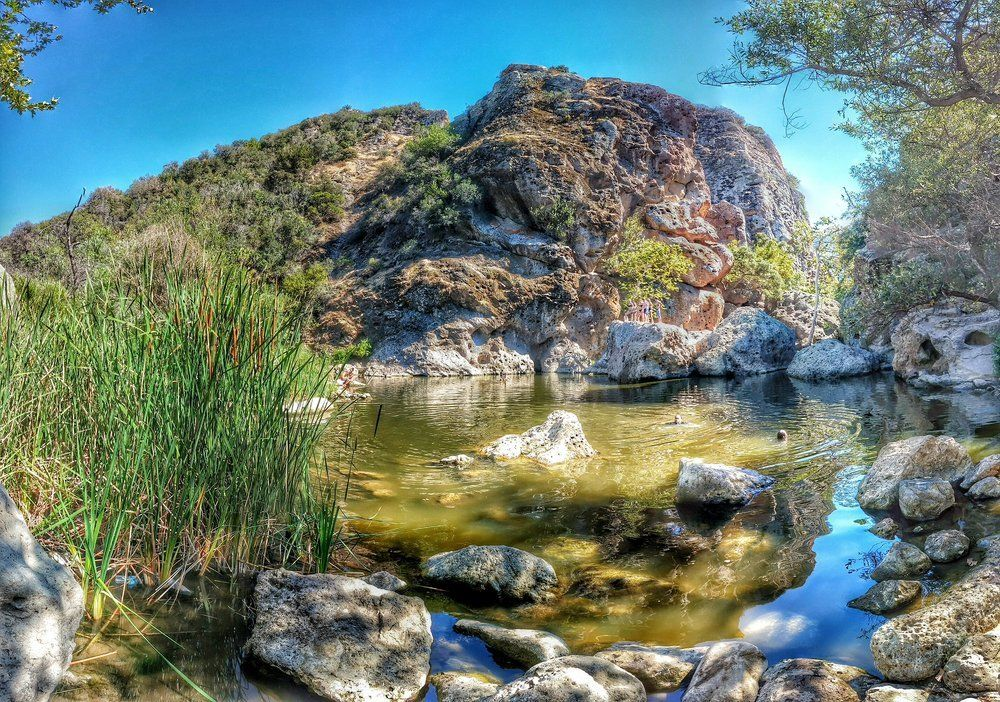 Swimming holes near Los Angeles | Outdoors adventure ...