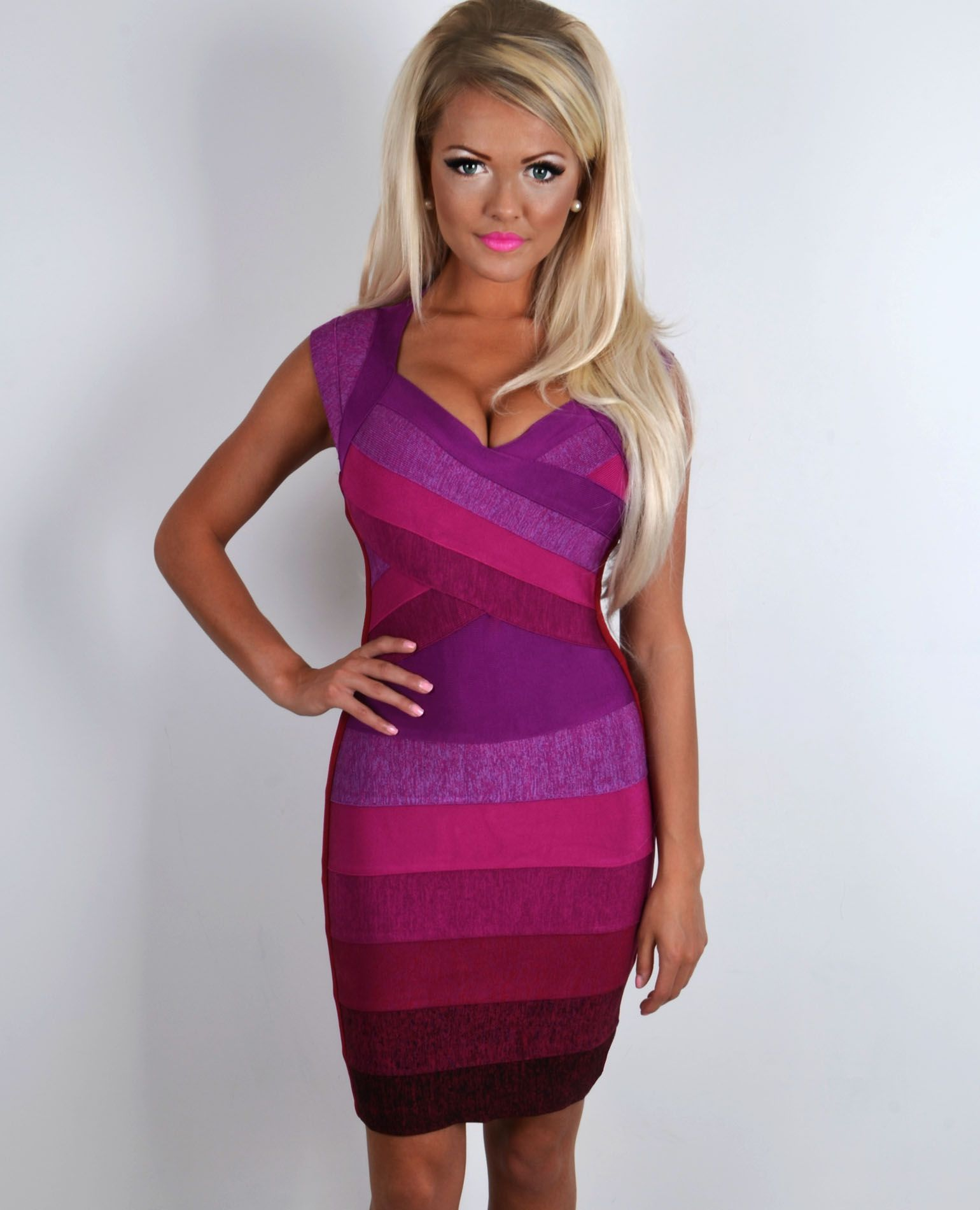 LUXE BANDAGE* Shop it now >> http://www.pinkboutique.co.uk/shop ...