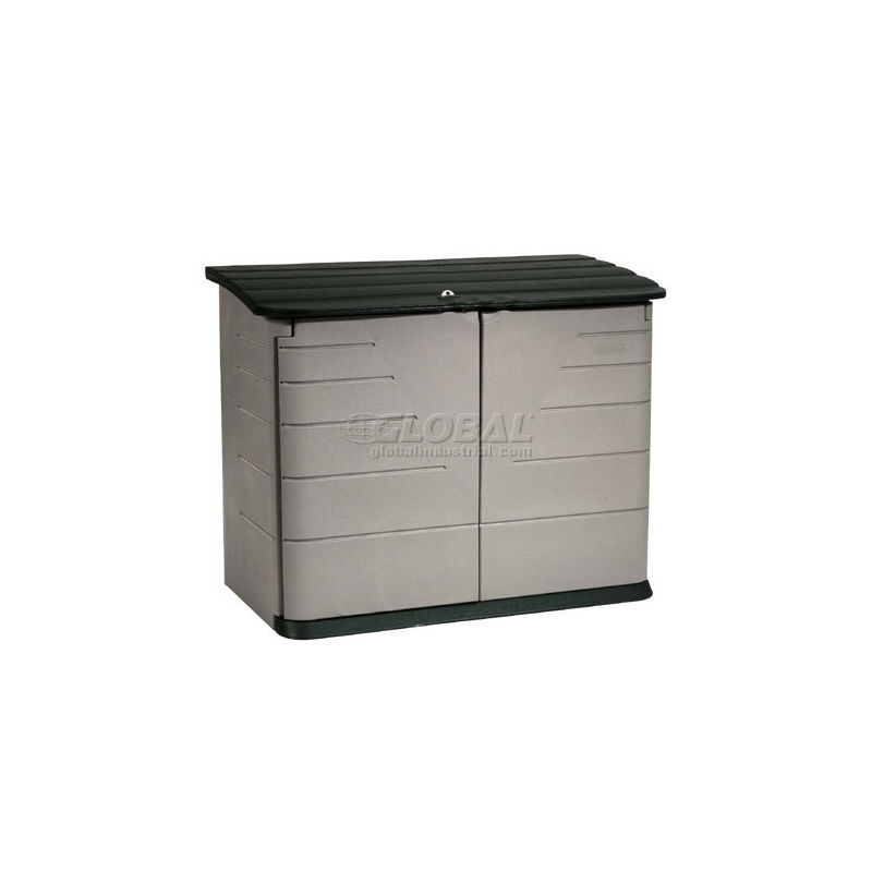 Buildings Storage Sheds Sheds Plastic Rubbermaid Horizontal
