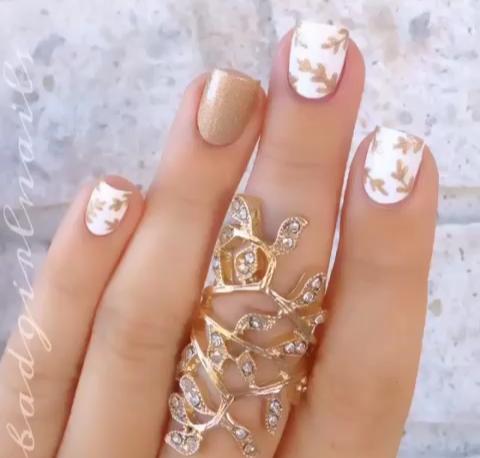 pinvika vlasova on nails  simple elegant nails
