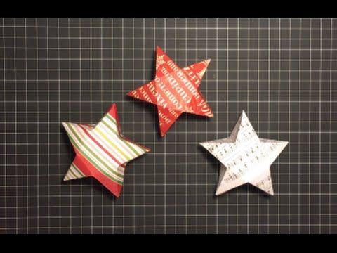 3D Star Gift Box Tutorial