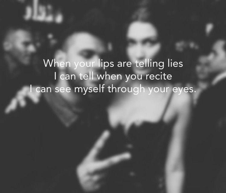 Lyric enemy the weeknd lyrics : The Weeknd   The Weeknd ❤   Pinterest