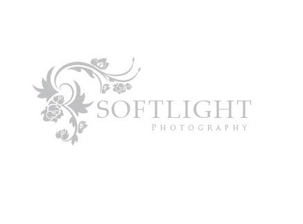 logo for wedding photographer by Crystal Pixel