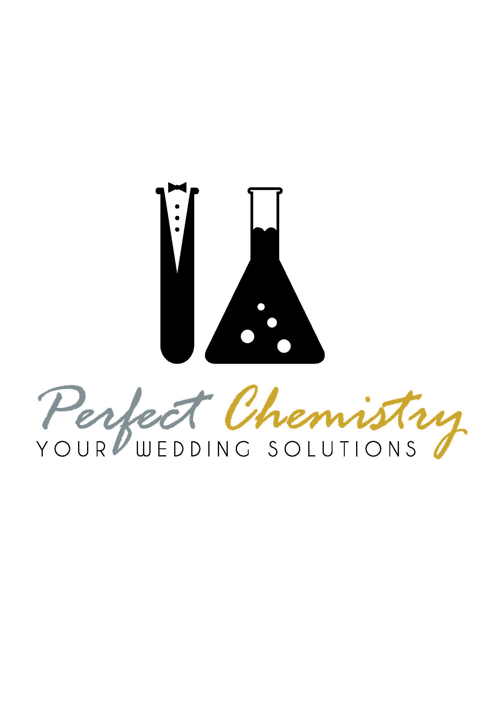 Perfect Chemistry Logo Chemistry Logo Design Creative Words