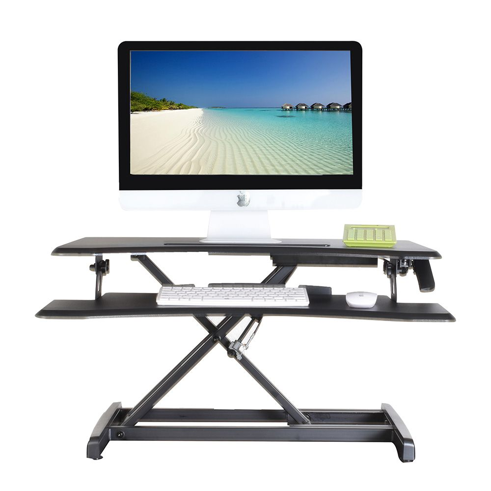 Office adjustable desk make work easiersit stand deskstand up desk