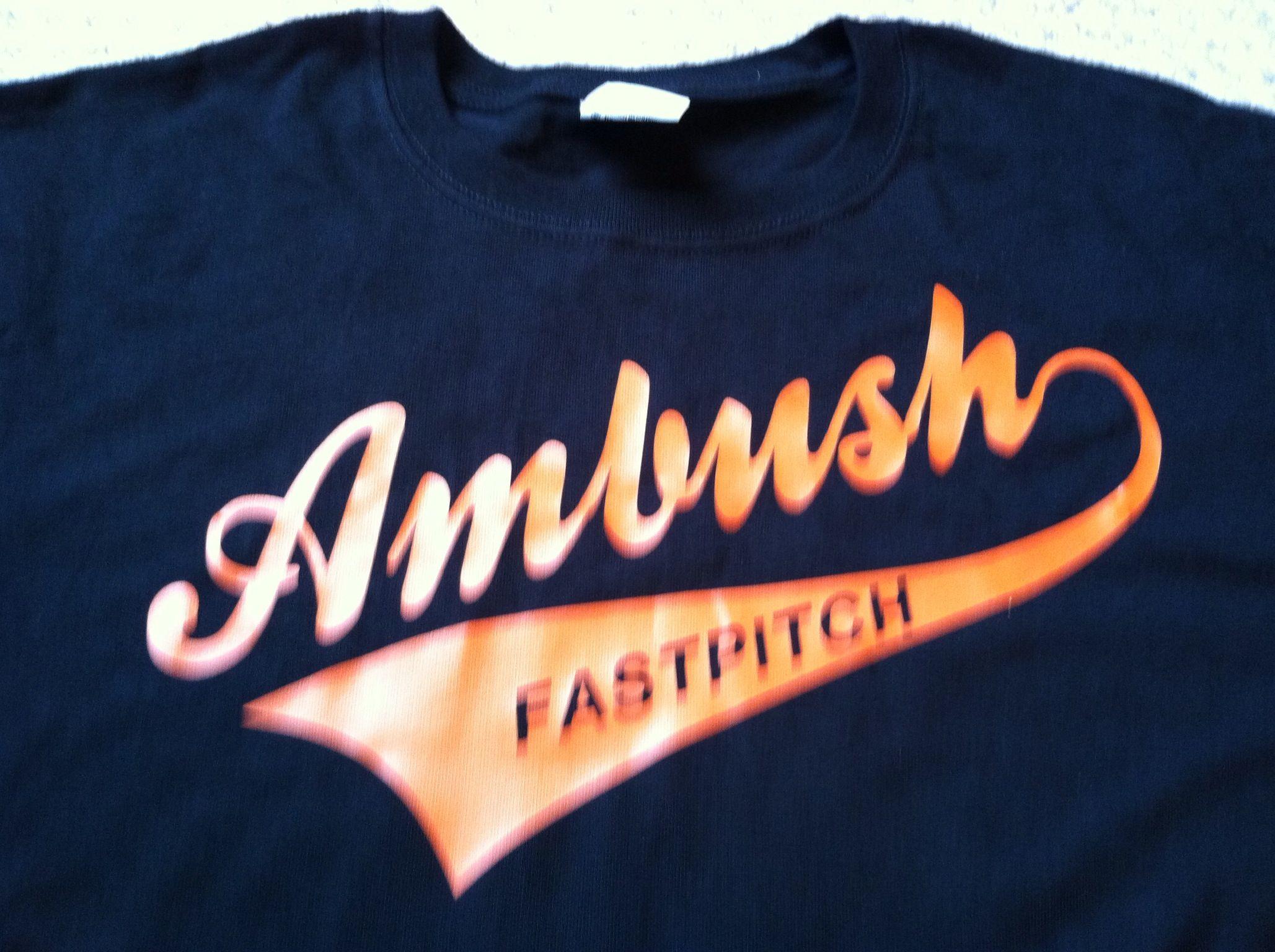Travel softball Ambush!!