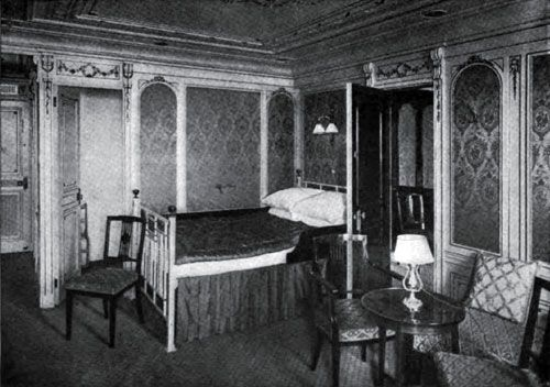 Photo19: A Typical High Grade Cabin - Olympic - A Fine Big Sleeping Room