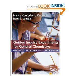 Guided Inquiry Experiments for General Chemistry: Practical