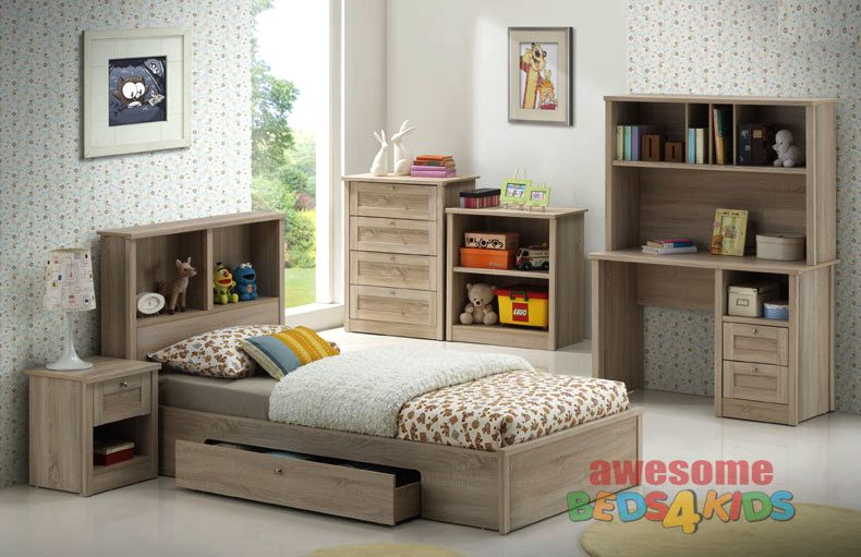 Pin by Hayley Clift on Harvey Bed Ideas | Kid beds, Bed with ...