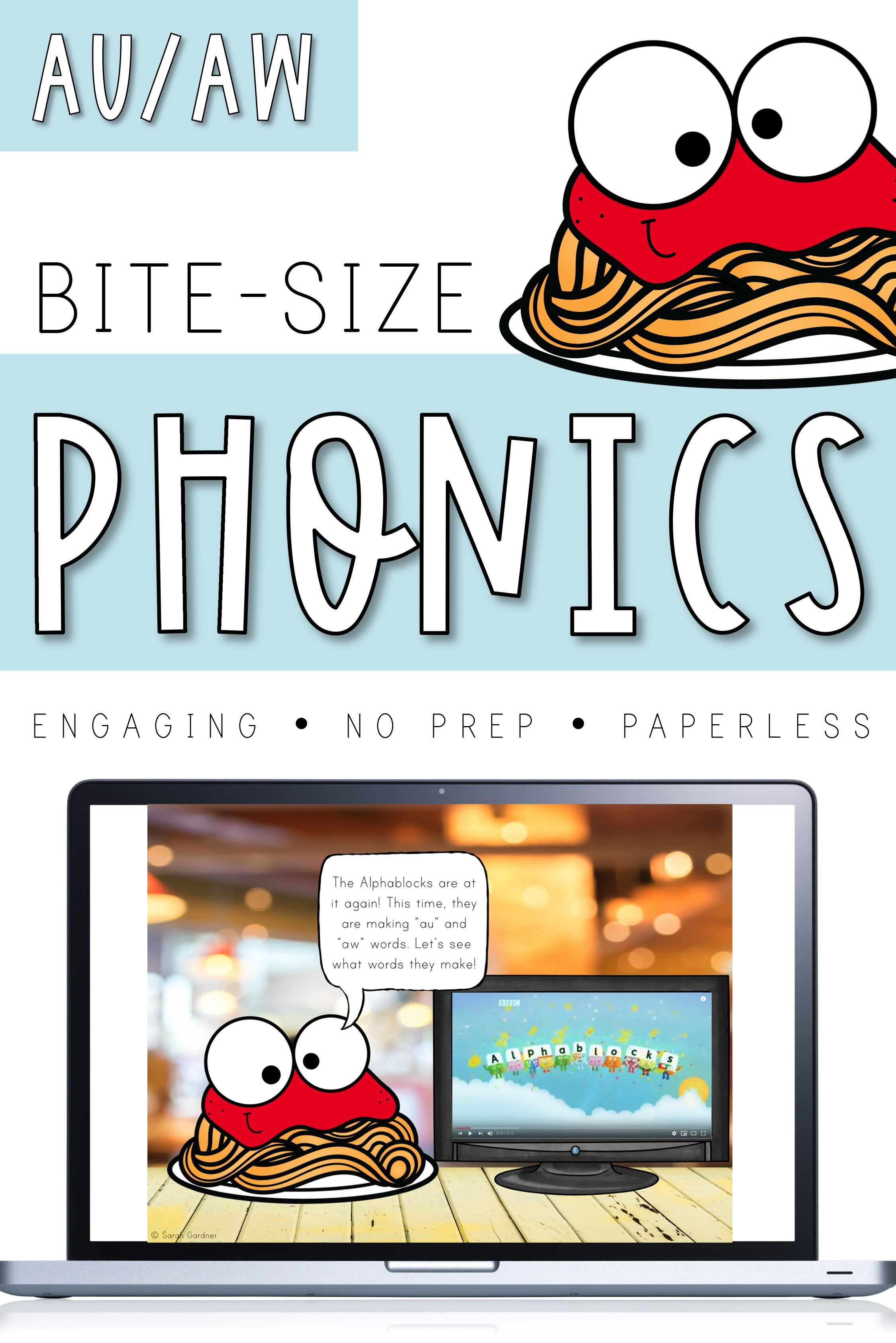 Bite Size Phonics Lessons