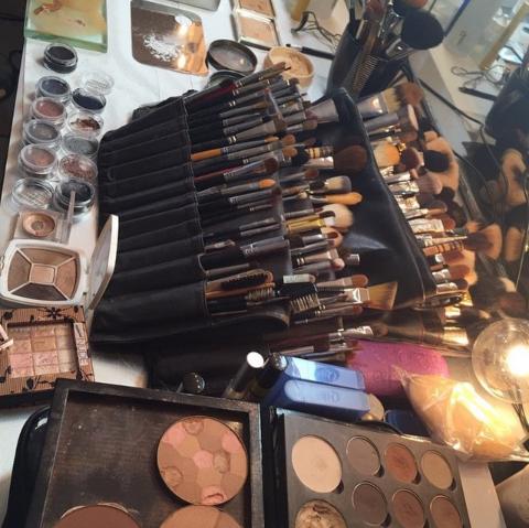 Scott Barnes setup MAKEUP & BEAUTY in 2019 Makeup
