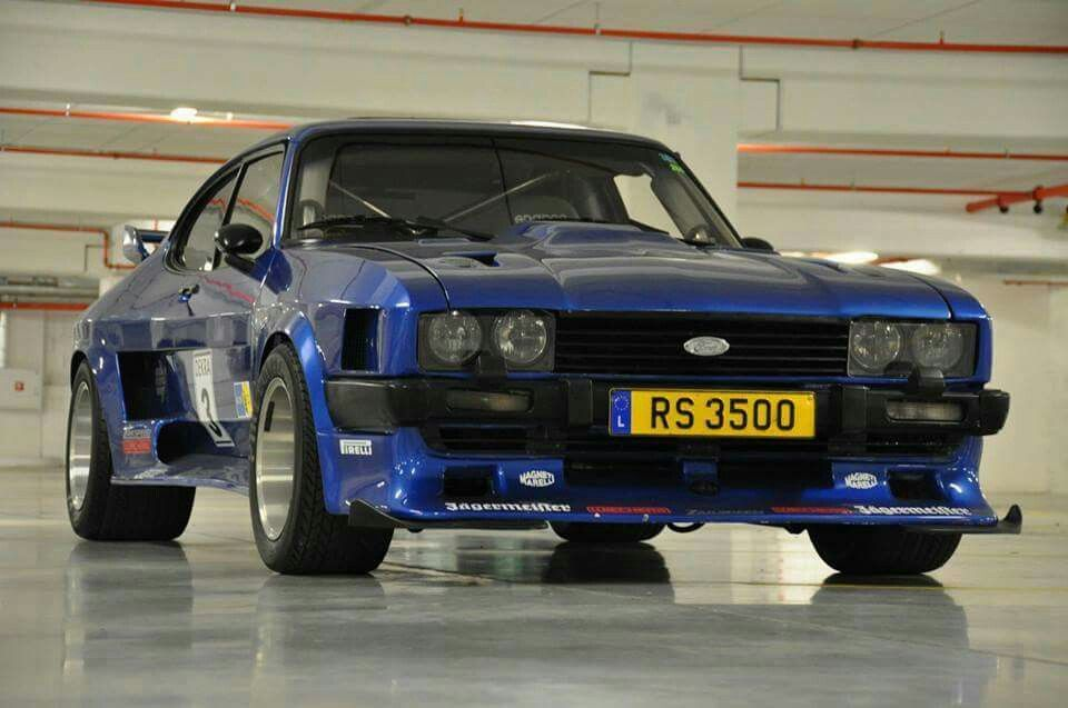 Pin By Oliver Esteban On Wonderful World Of Speed Ford Capri Ford Classic Cars Car Ford