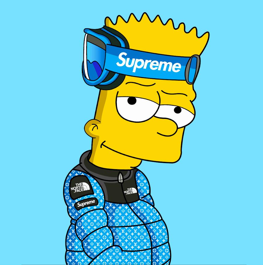 Bart Simpson Simpsons Art Bart Simpson Art Cartoon Wallpaper Hd