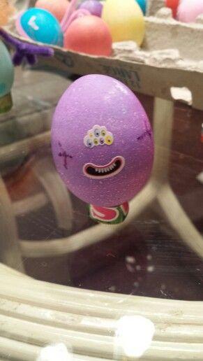 monster eggs!