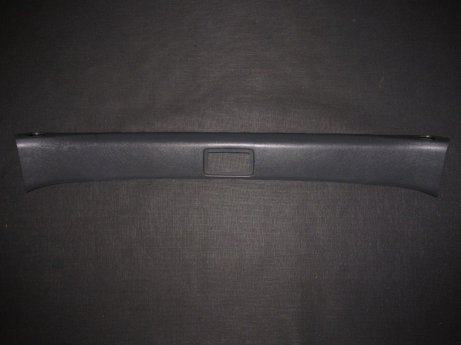 93 94 95 96 97 Honda Del Sol OEM Interior Rear Headliner Cover Panel