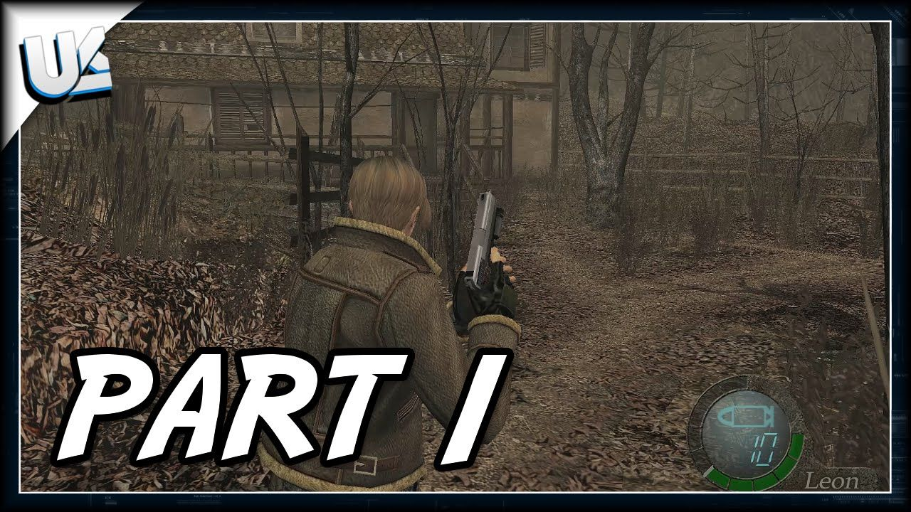 Resident Evil 4 Ps4 Remastered Gameplay Walkthrough Part 1 The