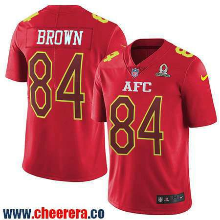 antonio brown jersey stitched