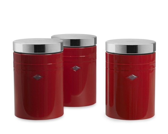 Wesco Canisters: Remodelista
