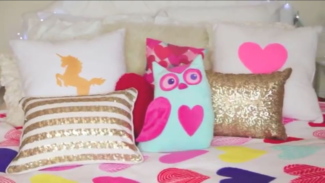 Bethany Mota Bedroom Decor Line bethany mota's bedroom | decor | pinterest | cute pillows, owl and