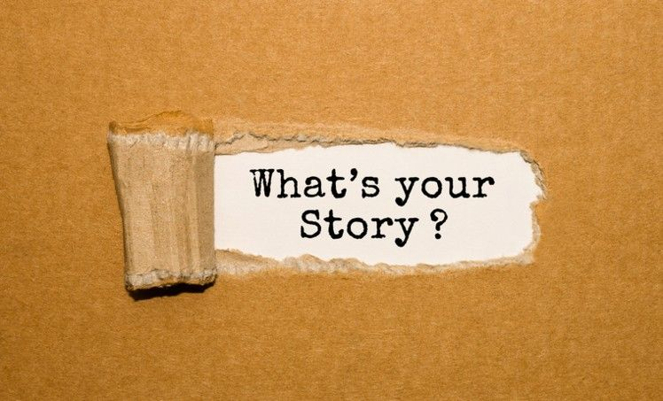 storytelling can be powerful supporting act for