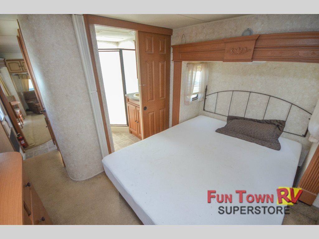 5th wheel master bedroom  Used  Open Range RV RLSW Fifth Wheel at Fun Town RV  San