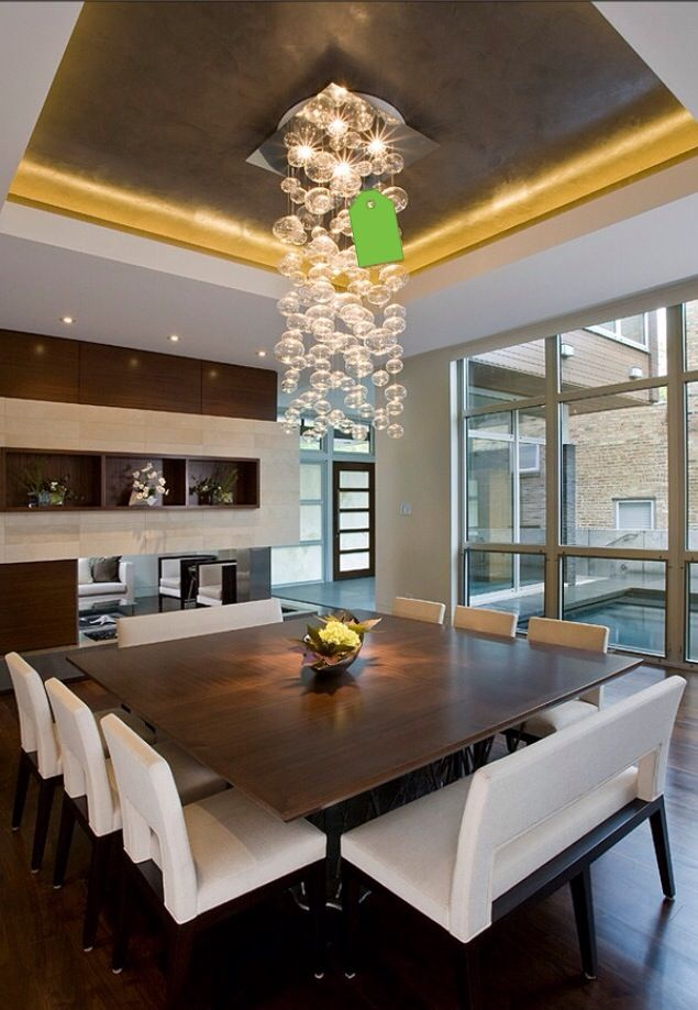 Pin By Kitty Lin On House Square Dining Room Table Dining Room