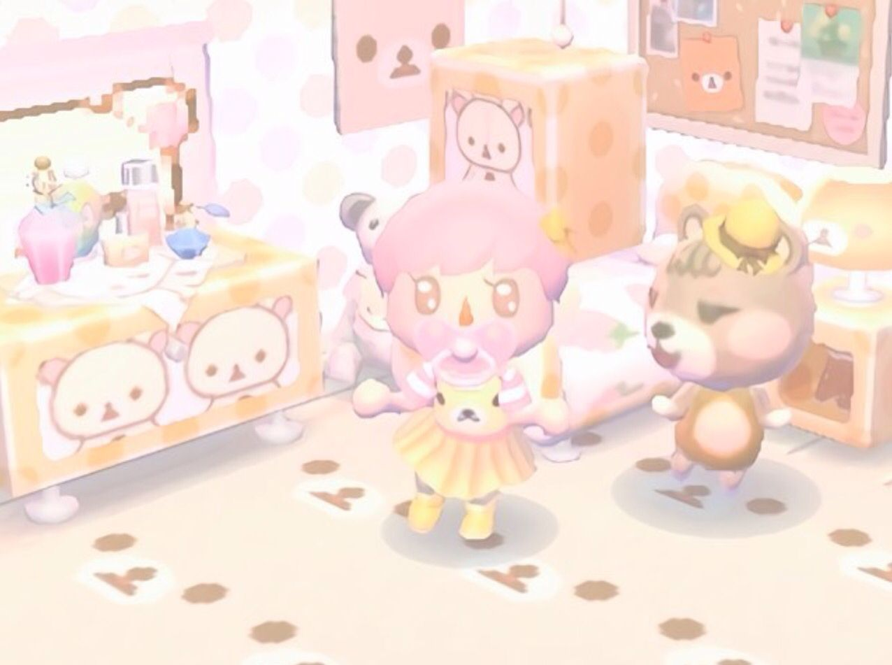Mayorfawn Animal Crossing Happy Home Designer Kawaii