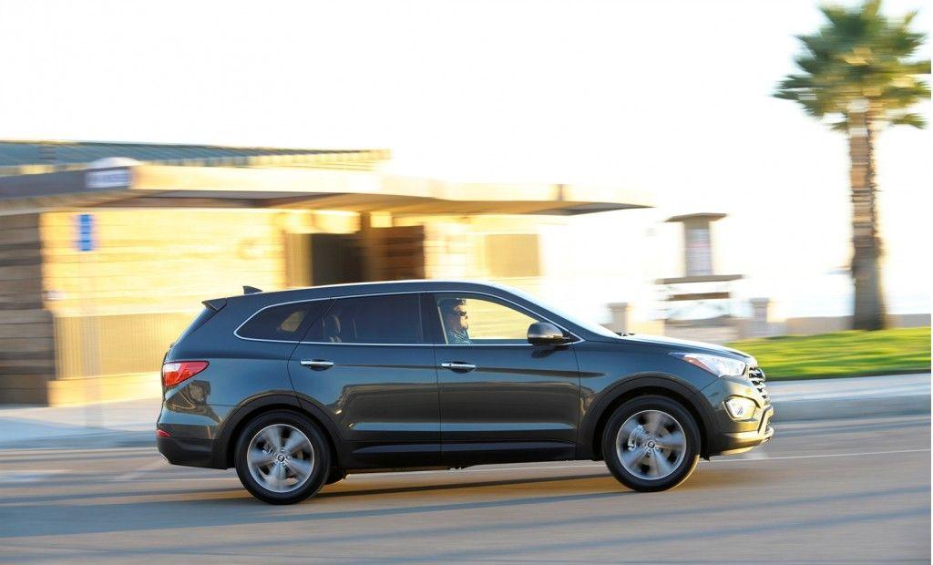 2013 Hyundai Santa Fe The Car Connection Hyundai santa